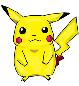 step by step drawing lesson how to draw pikachu pokemon characters