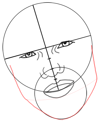 Step 18 Taylor Lautner : How to Draw Taylor Lautner Step by Step Drawing Tutorial
