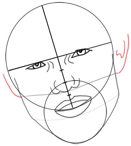 Step 19 Taylor Lautner : How to Draw Taylor Lautner Step by Step Drawing Tutorial