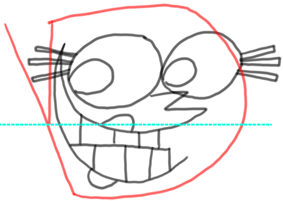Step 7 How to Draw Vicky from Fairly Odd Parents : Step by Step Drawing Tutorial