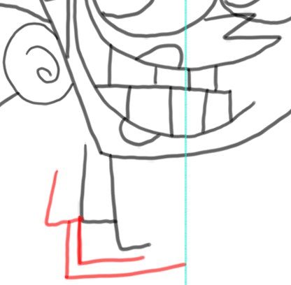 tep 13 How to Draw Vicky from Fairly Odd Parents : Step by Step Drawing Tutorial