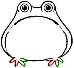 How To Draw Frogs With Step By Step Drawing Tutorial For Kids How