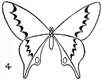 Butterfly Drawing Easy Methods How To Draw Butterflies Step By