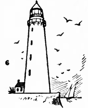 How To Draw Lighthouses With Easy Drawing Step By Step