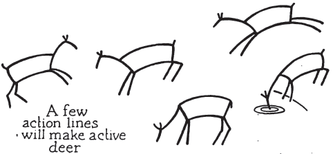 How To Draw Deer Step By Step Drawing Tutorial How To Draw Step