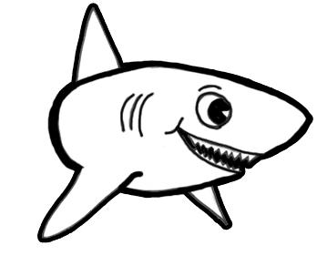 Shark Teeth Games For Kids