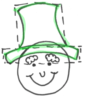 How to draw leprechauns with easy step by step drawing lesson for to draw ccuart Choice Image