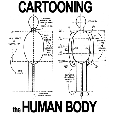 Figure Drawing How To Draw Cartoon Figures Bodies Proportions