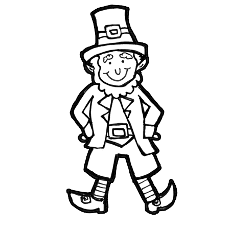 How to draw leprechauns with easy step by step drawing lesson for how to draw leprechauns with easy step by step drawing lesson for kids ccuart Choice Image