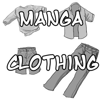 How To Draw Manga Anime Clothing With Drawing Lesson How To Draw Step By Step Drawing Tutorials