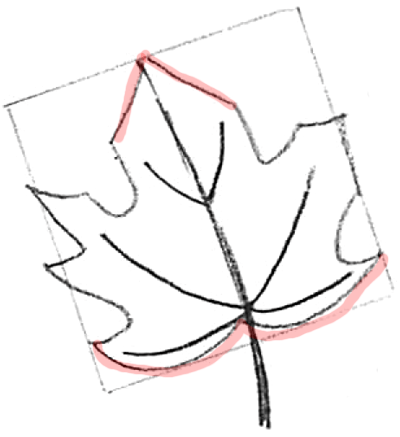 how to draw a marijuana leaf step by step