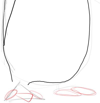 how to draw penguins of madagascar