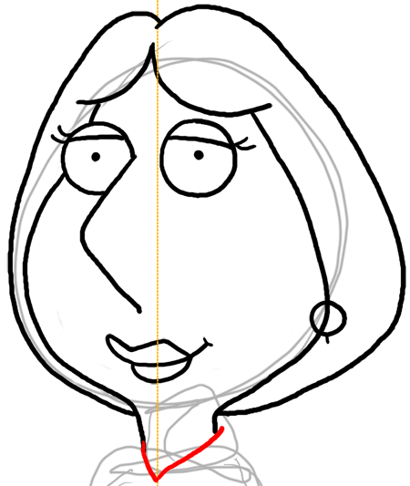 how to draw meg griffin