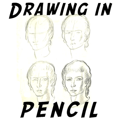 Pencil drawing how to draw with pencils lesson