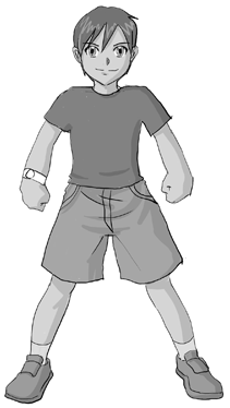 Kids Pants Drawing ... Clothes How to draw anime & manga kids step by step drawing lesson