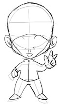 How To Draw Chibi Girls And Boys Anime Manga Drawing